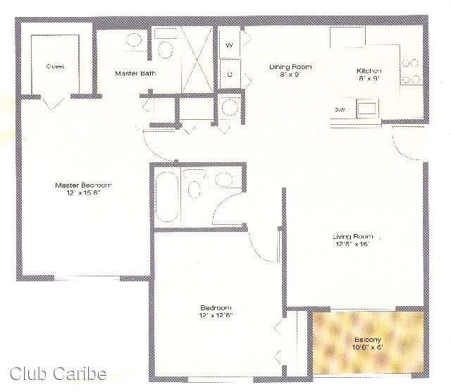 Club Caribe Apartments 5500 NW 61 Street