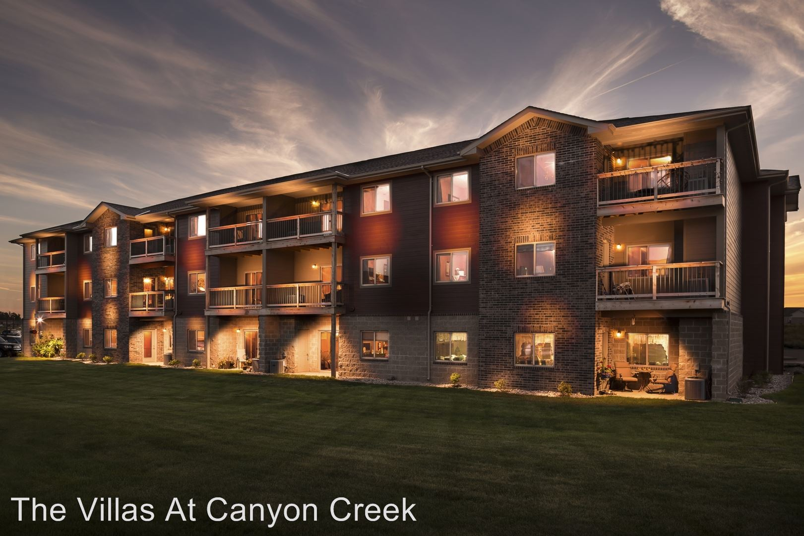 The Villas At Canyon Creek 4630 East 54th Street