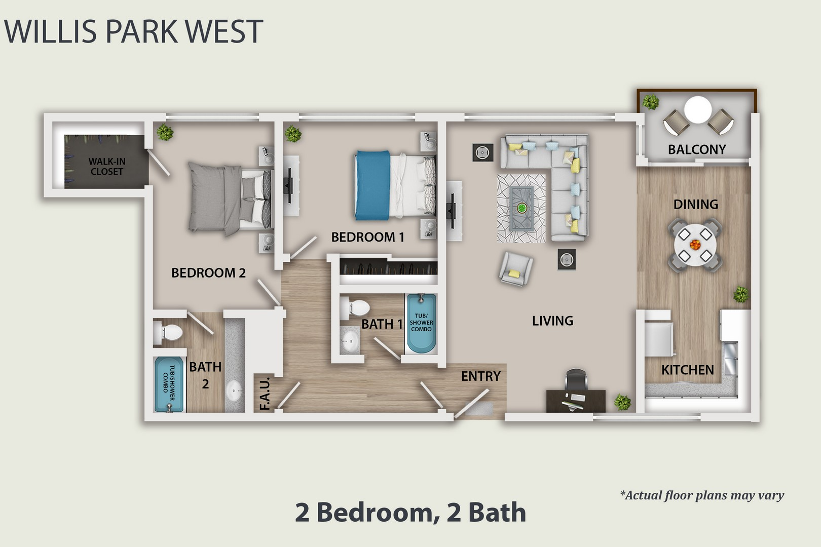 Willis Park West #15